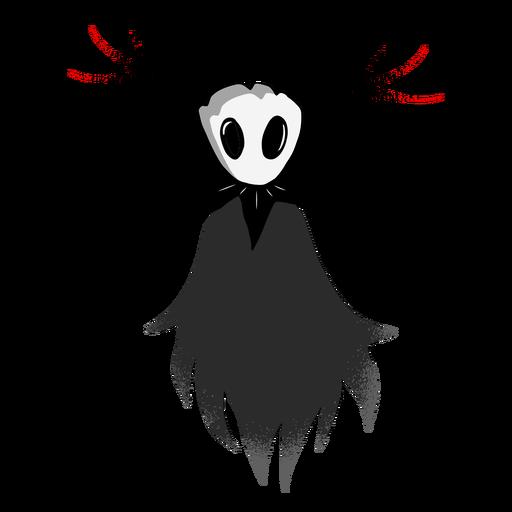Personaje de luna de criatura de Halloween Transparent PNG