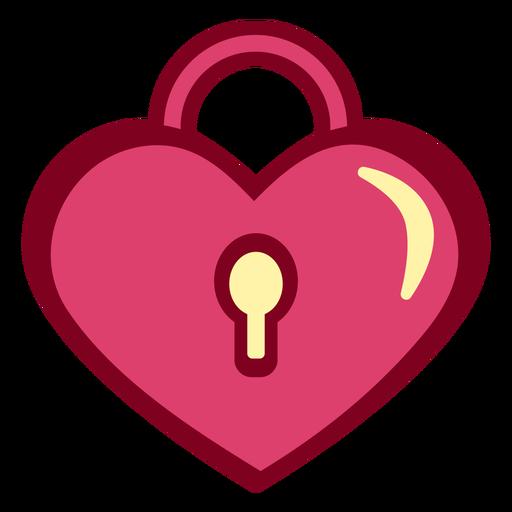 Bloqueo de corazón plano