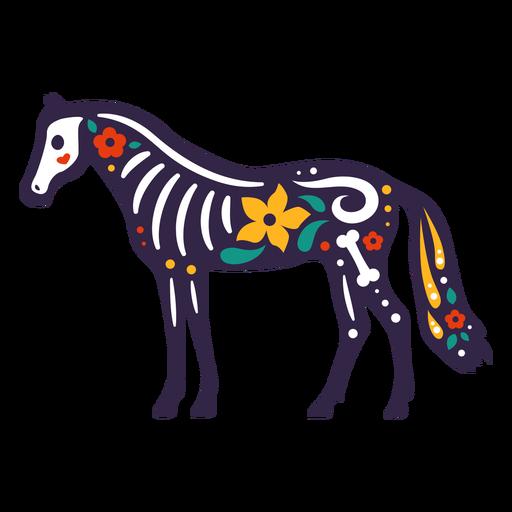 Horse skull otomi