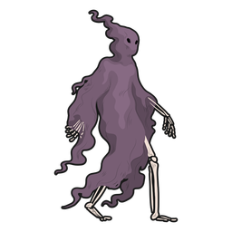 Pegatina capa de esqueleto