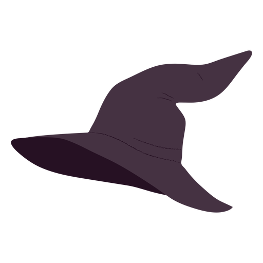 Hexenhut Halloween Illustration