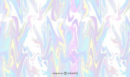 Diseño de patrón de teñido anudado en colores pastel