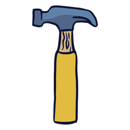 Hammer tool flat
