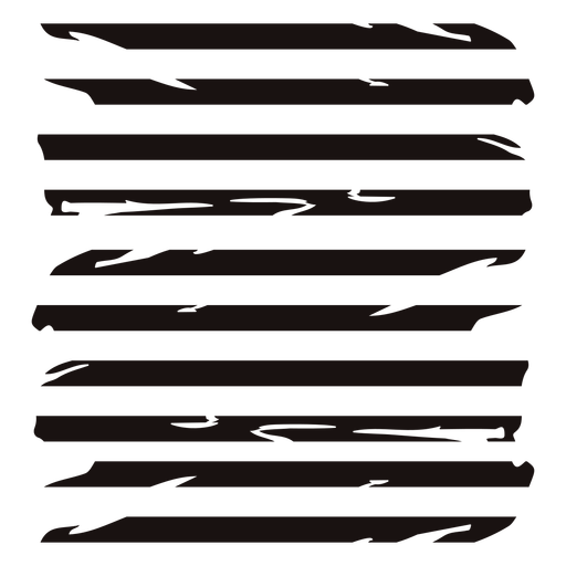Unterbrochener Linienkompositionsstrich