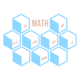 Math hexahedron concepts