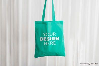 Hängendes Einkaufstaschen-Modelldesign