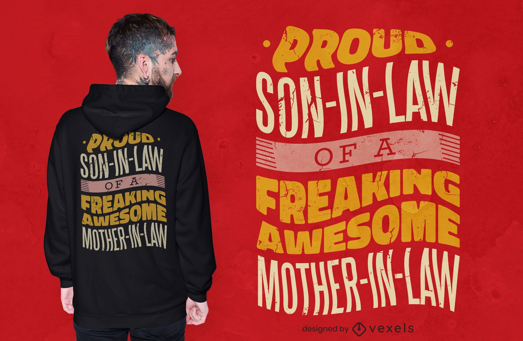 Son-in-law t-shirt design