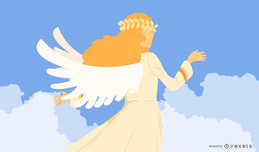 o anjo