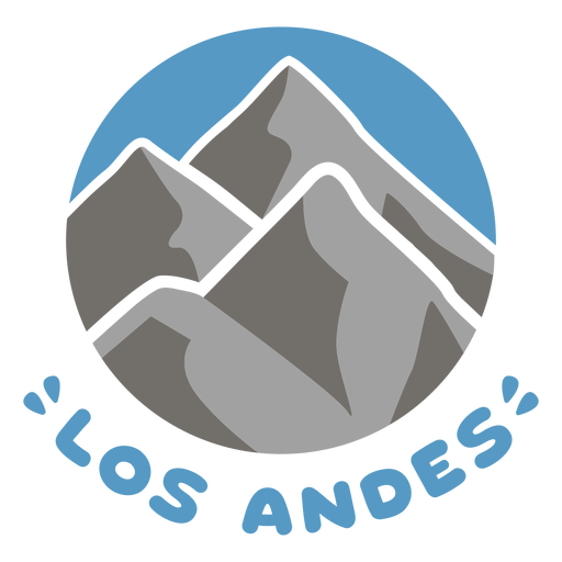 Andes chile plana