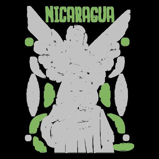 Angel nicaragua element Transparent PNG