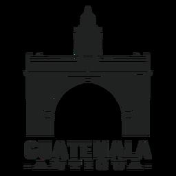 Antigua guatemala cortada