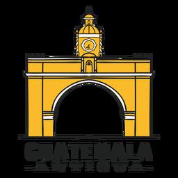 Antigua guatemala flat