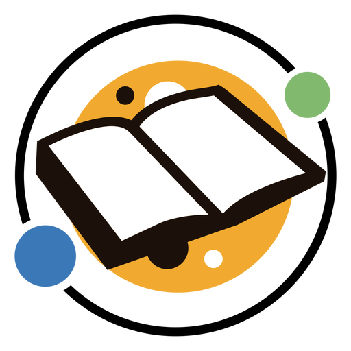 Book circles logo