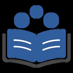 Logotipo do livro três círculos