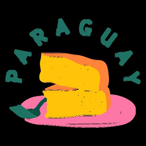 Chipa guazu paraguay cortar