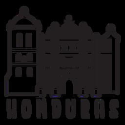 Comayagua cathedral honduras