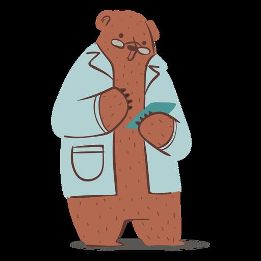 Doctor personaje oso