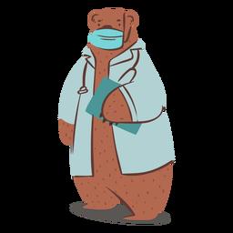 Dr. Bärencharakter