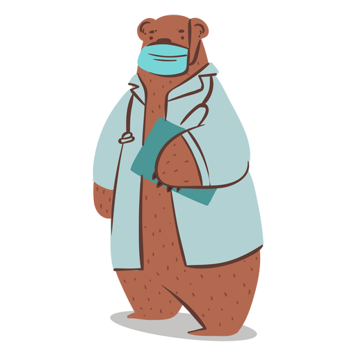 Dr. oso personaje