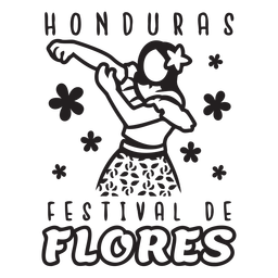 Festival flores stroke