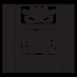 Honduras rosa têxtil