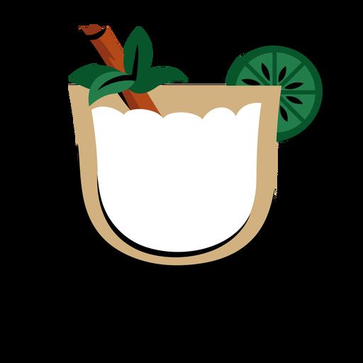 Horchata honduras illustration