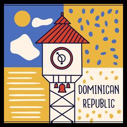 Montecristi dominican doodle