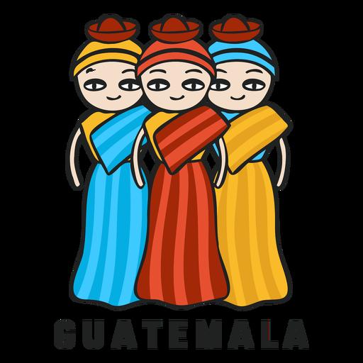 Muneca quitapena guatemala flat