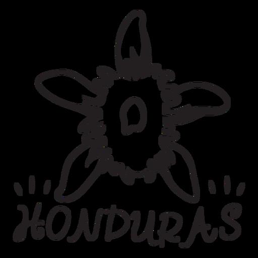 National orchid honduras stroke