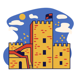 Ozama fortress dominican doodle