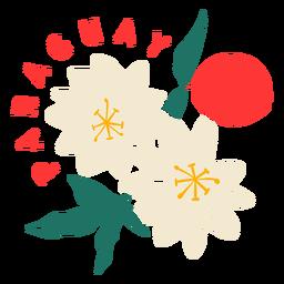 Passion flower paraguay