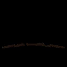 Logotipo de mono corriendo