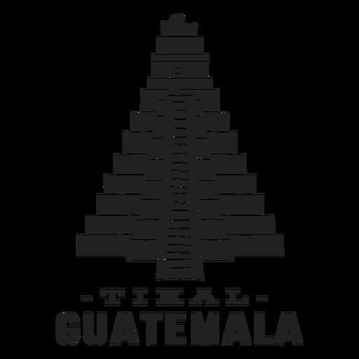 Tikal guatemala recortado