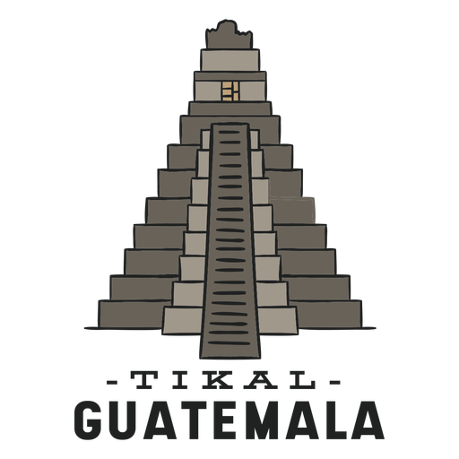 Piso tikal guatemala