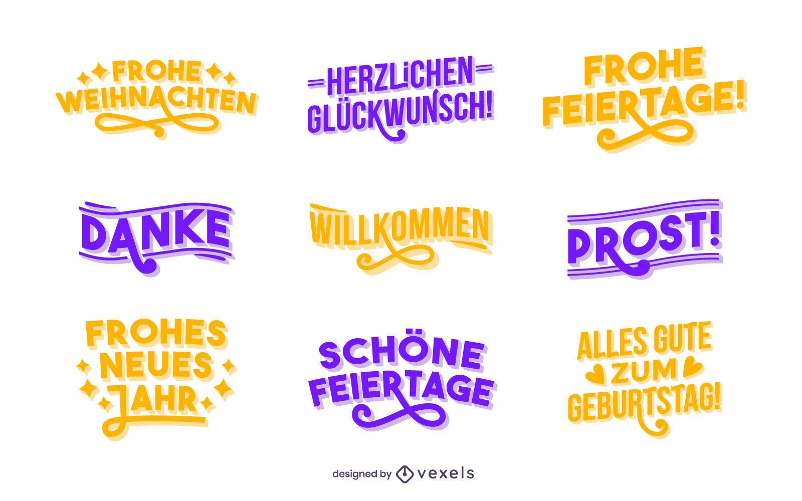 Buenos deseos letras conjunto alemán