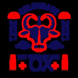 2021 ano do distintivo de boi