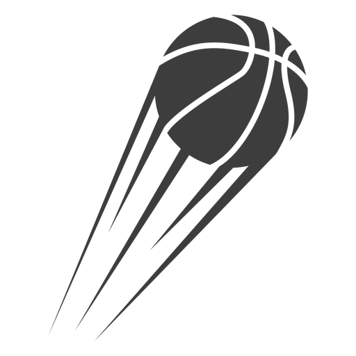 Basketball ball cut out
