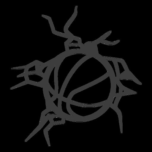 Corte de esmagamento da parede de basquete
