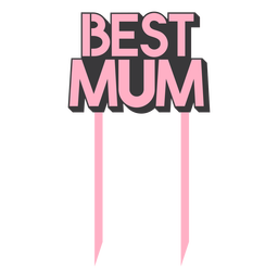 Best mum cake topper