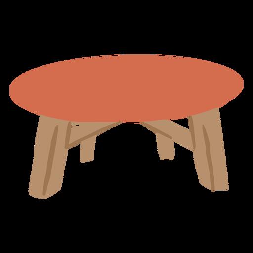 Coffee table flat