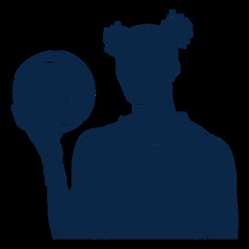 Jugador de baloncesto femenino, corte