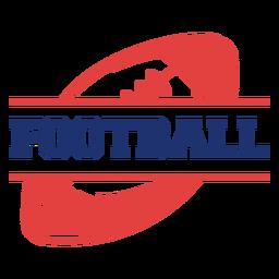Emblema bola de futebol