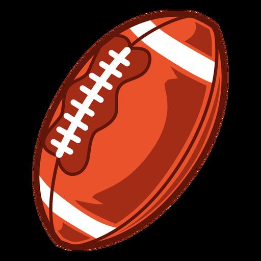 Football side illustration