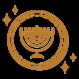 Israeli coin stroke