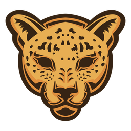 Jaguar head logo