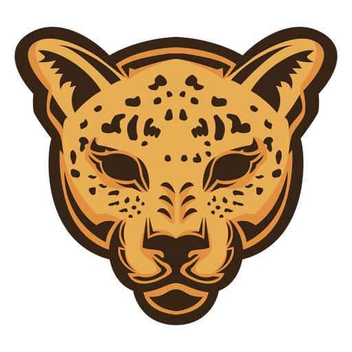 Jaguar head logo