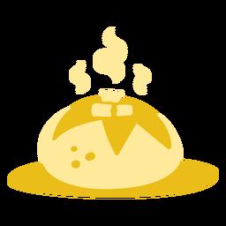 Pão de Leite com manteiga