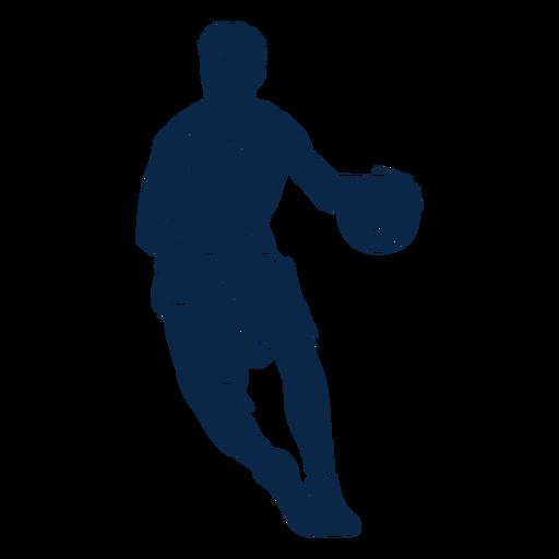 Jugador de baloncesto masculino, corte