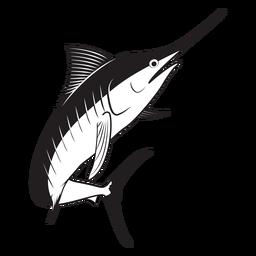 Golpe de pez marlin