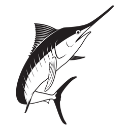 Marlin fish stroke